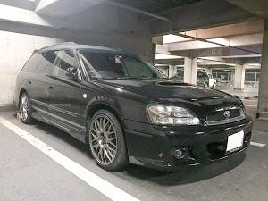 レガシィツーリングワゴン BH5 GT-B E-tune2 2003年式のカスタム事例画像 ポン太さんの2020年01月12日11:19の投稿