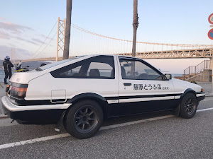 スプリンタートレノ AE86のカスタム事例画像 こーたろーさんの2020年02月23日06:56の投稿