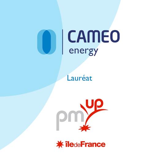 CAMEO ENERGY désormais soutenu par le programme PM'up de la Région Île-de-France!