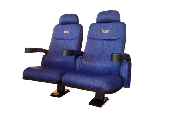 Ghế rạp chiếu phim nhập khẩu mẫu mã đẹp, chất lượng vượt trội