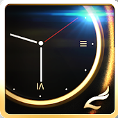 Luxury Clock CM Launcher Theme