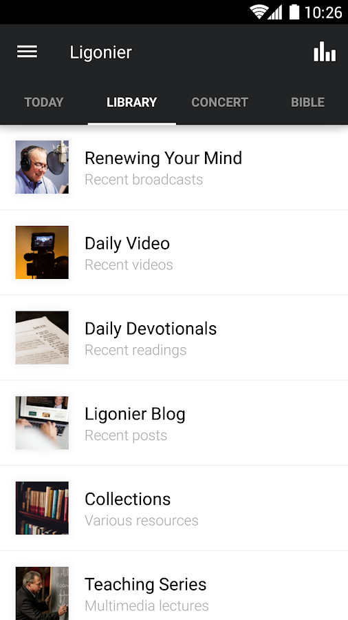 Ligonier Ministries- screenshot
