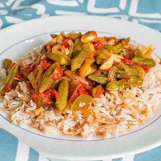 Vegan Okra Stew