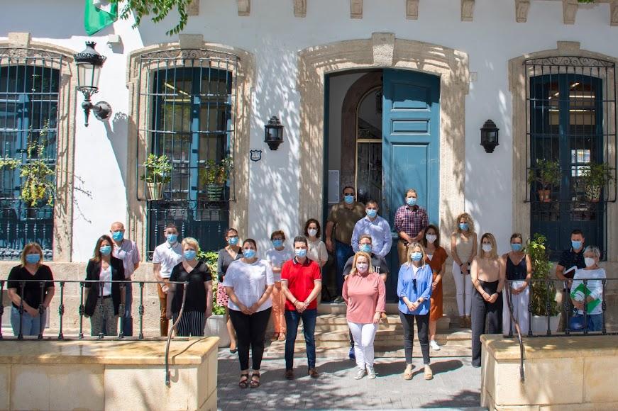 Final del Duelo en el Ayuntamiento de Níjar. 5-6-20