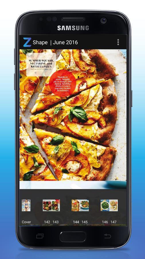 Zinio: 5000+ Digital Magazines screenshot #7
