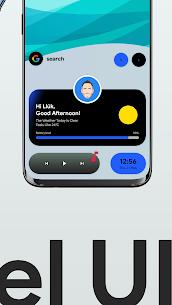 Pixel UI – High Quality Pixel Widgets for KWGT 8