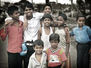 Photo: ちと たおれるう Good night all~♪ ぶちゅうう♥ Photo in India