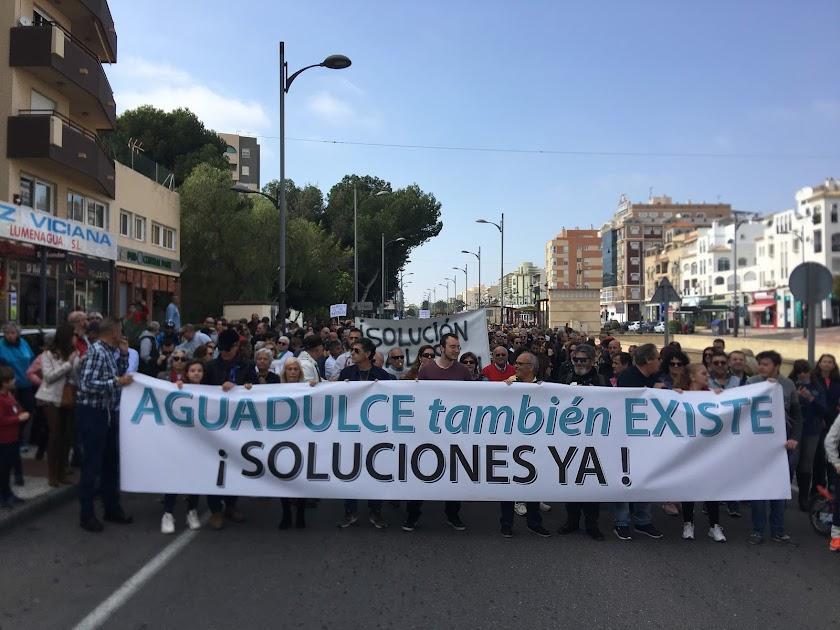 Manifestación por el cierre de El Cañarete