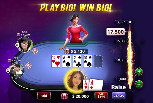 MF Texas Poker - Texas Hold'em 3.20 Mod screenshots 5