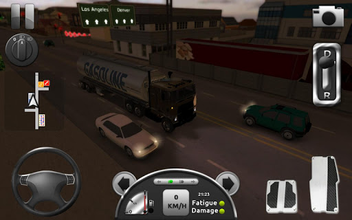 Truck Simulator 3D screenshot 8