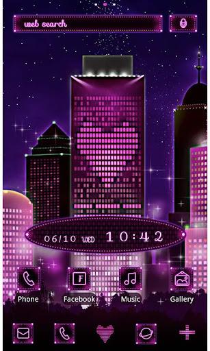 City Theme-Purple Love City- 1.0.0 Windows u7528 1