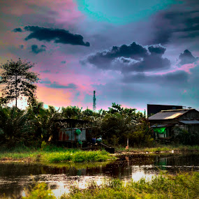 My Trip to country side by Agung Blade - Novices Only Landscapes