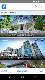 Zillow Rentals - Houses & Apts Screenshot 2