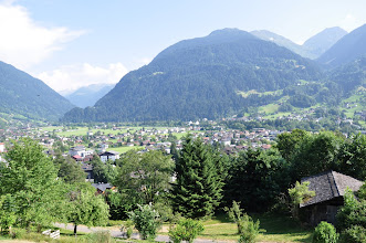 Photo: vue sur Schruns
