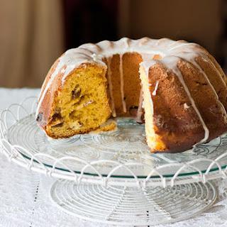 Easter Saffron Yeast Cake (babka)