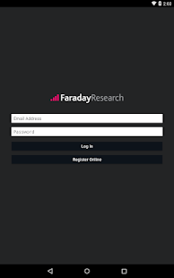 Faraday Research- screenshot thumbnail
