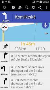 ZANavi for Android- screenshot thumbnail
