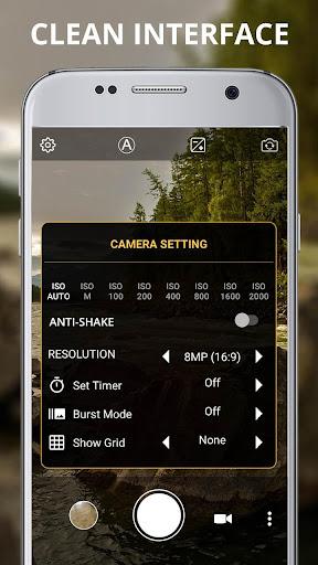 Manual Camera : DSLR Camera HD Professional  screenshots 6
