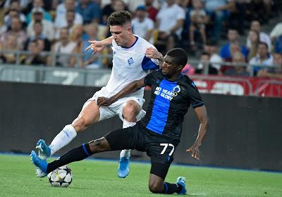 Le Dynamo Kiev, un tirage à la fois piégeux et terne pour Bruges