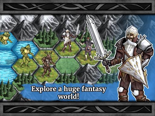 Paladin's Story: Fantasy RPG (Offline) filehippodl screenshot 9