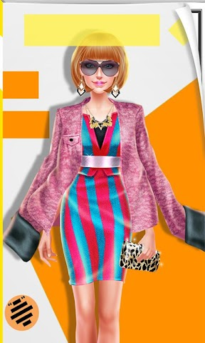 android Fashion Magazine Beauty Editor Screenshot 1