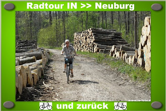 Photo: 22.04.2011 - Radtour nach Neuburg Donau