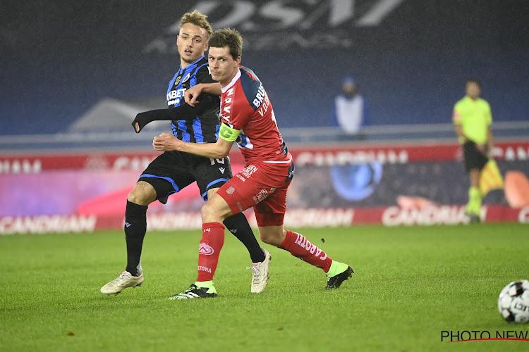 """Kortrijk had zicht op een puntje in Jan Breydel: """"We schieten onszelf in de voet, aan de cornervlag dan nog"""""""