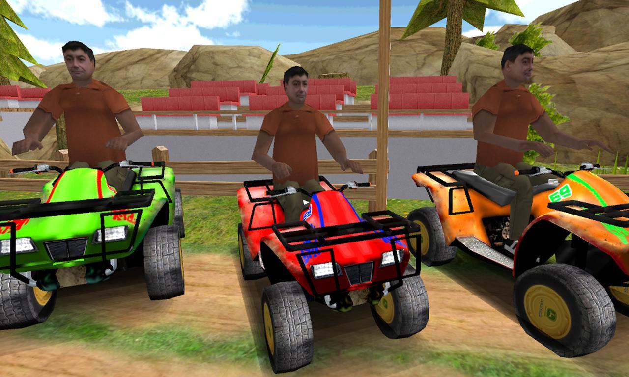 atv quad bike games