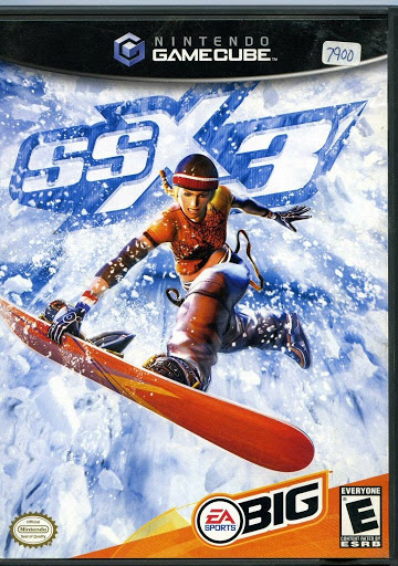 Video game:Nintendo GameCube SSX 3