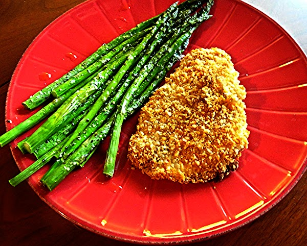Lime Crusted Fish Recipe