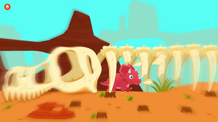 Dinosaur Park Explore Free - screenshot