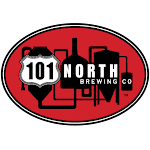 Logo for 101 North Brewing Company