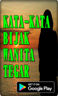 Download Kata Kata Bijak Wanita Tegar For Pc Windows And Mac Apk 1 0 1 Free Books Reference Apps For Android