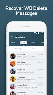 WhatsDelete: Recover Deleted Messages of WhatsApp  Download For Android 1