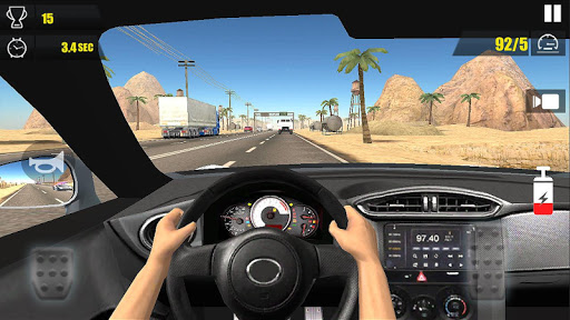 Racing Car Traffic 1.0 screenshots 22