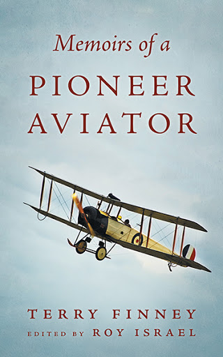 Memoirs Of A Pioneer Aviator cover
