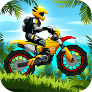 Jungle Motocross Extreme Racing