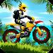 Jungle Motocross Kids Racing icon