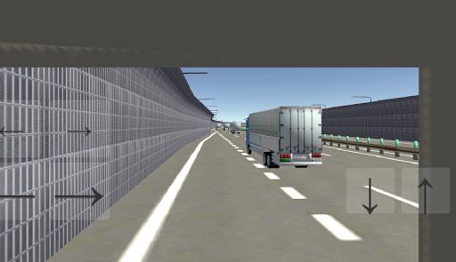 Japanese Truck Simulator - Highway android2mod screenshots 2