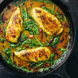Coconut Milk Sauce Chicken Recipes