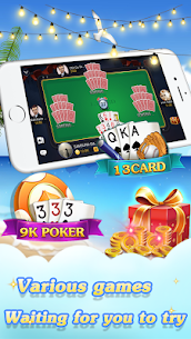 Chinese poker – Pusoy, Capsa susun, Free 13 poker App Latest Version  Download For Android 3