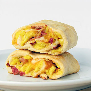 Crescent Breakfast Roll-ups.