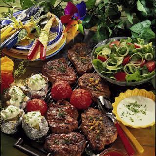 Spicy Steaks Two Ways.