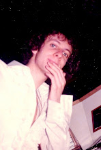Photo: Hmm, was it a good idea to let Sam the Tailor sponsor my DJ'ing shirts??  Taipan Club, Hotel Miramar, Kowloon 1978