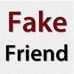 Fake Friend Quotes Icon