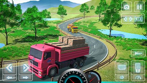 Indian Truck Driving : Truck Wala Game screenshots 15