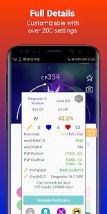 Calcy IV - Instant IV, PvP Ranks