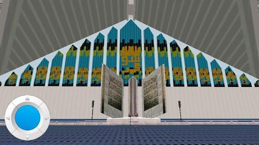Faisal Masjid Tour : Islamabad screenshot 9