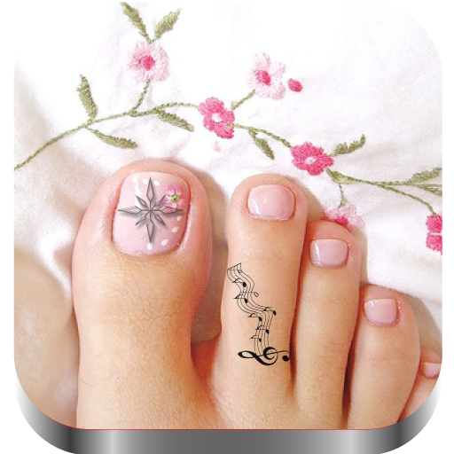 Toe Nail Salon – Foot Spa 遊戲 App LOGO-硬是要APP
