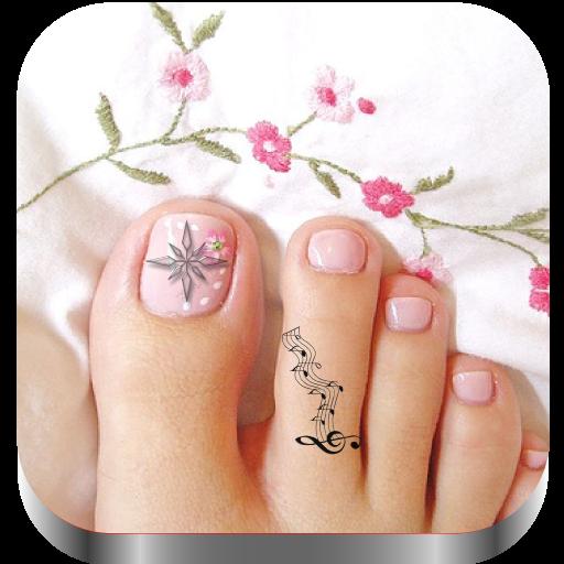 Toe Nail Salon – Foot Spa